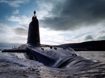 What does Brexit mean for Trident?