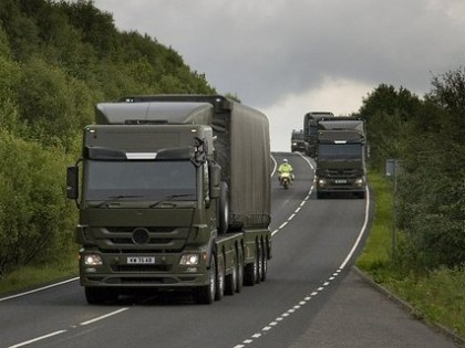Alarm over dangerous nuclear convoys