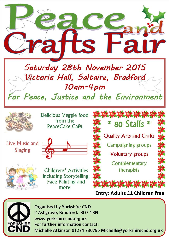 Craft Fair Yorkshire