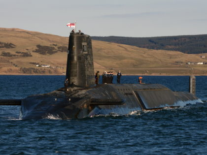 Britain's nuclear-weapons future: no done deal