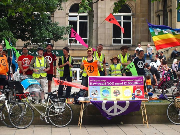 Leeds Cnd Yorkshire Campaign For Nuclear Disarmament