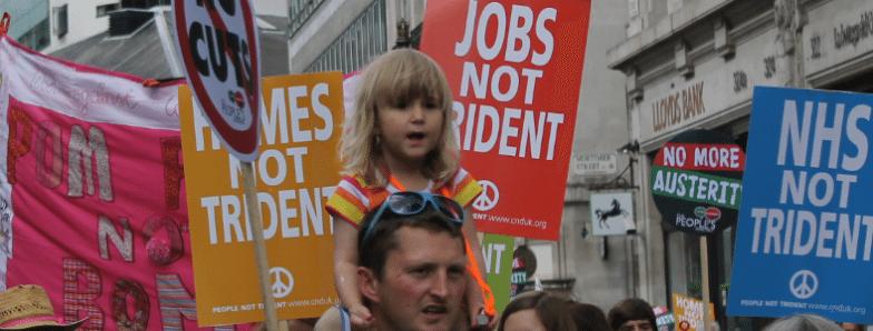 Trident vs. Austerity