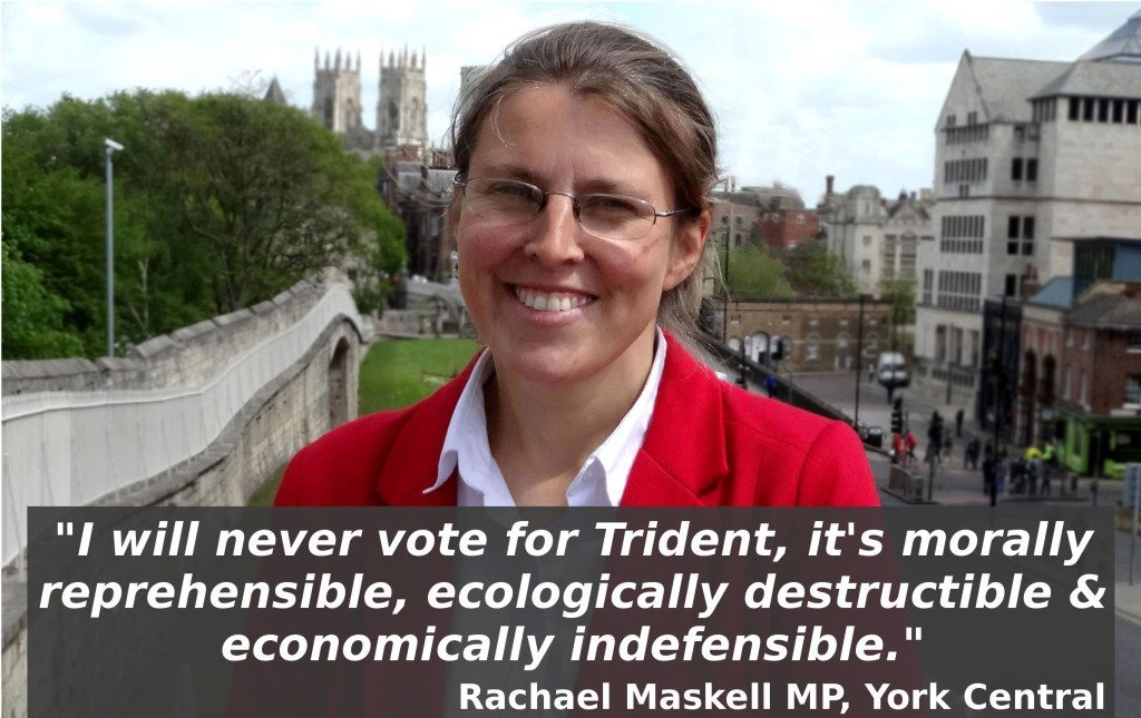 Rachael Maskell MP for York Central